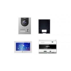 Dahua KTD01(S) - Portier vidéo IP 2 fils montage saillie