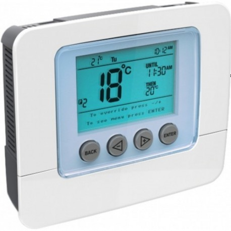 Electronic programmable Thermostat Z-Wave SCS317 SECURE