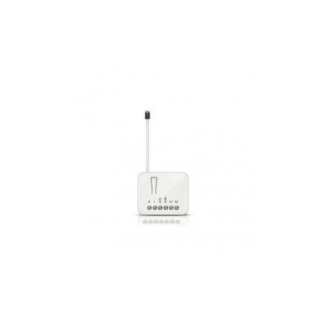 ZIPATO Micromodule switch double-Z-Wave con la misura di energia