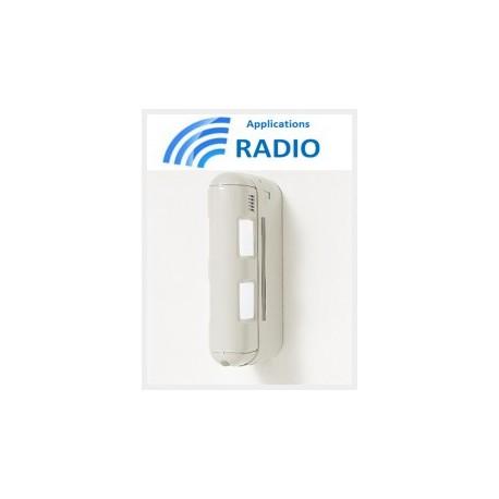 Accessori optex BX80NR - doppio Sensore IR exétrieure 12X12M anti-animali