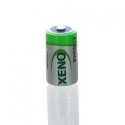 Batería de litio de 3,6 V 1/2AA D