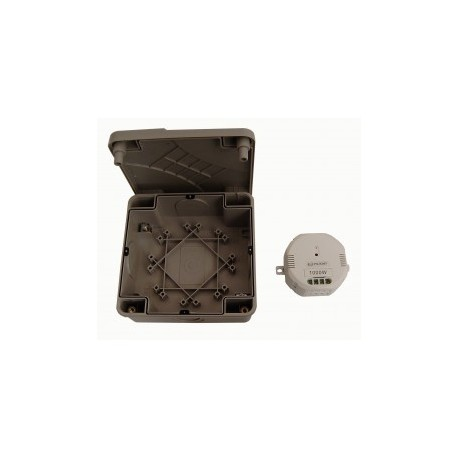 CHACÓN DI-S Módulo de encendido / APAGADO DE 1000W + caja impermeable para el jardín
