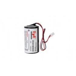 Visonic - Pile lithium 3,6V / 13Ah pour sirène-radio Visonic