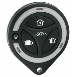 HONEYWELL remote control 4 buttons TCC800M