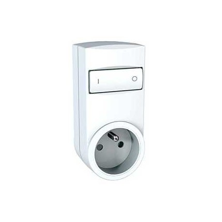 SCHNEIDER - wall Outlet ON / OFF ODACE