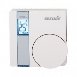 SECURE - Thermostat SRT323 with LCD screen Z-WAVE and relay